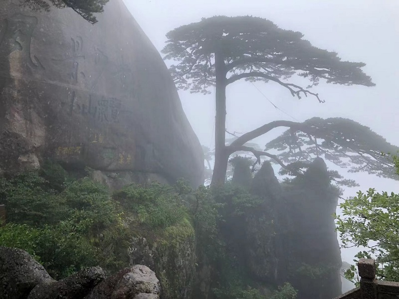 JUSTCHEM OUTING IN Huangshan