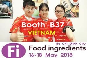 FI Vietnam May 2018 – JUSTCHEM